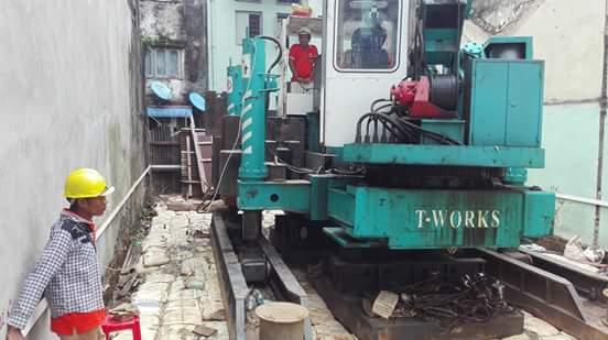 Yadanar Ngwe Moe Construction Co., Ltd 's Projects
