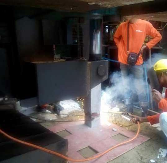 Paing Construction Co., Ltd's Projects