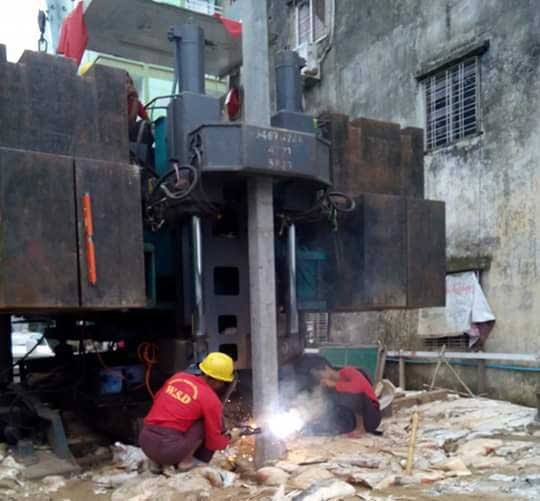 Shwe Nan Taw Construction